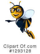 Business Bee Clipart #1293128 by Julos