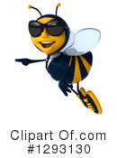 Business Bee Clipart #1293130 by Julos