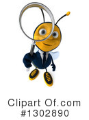 Business Bee Clipart #1302890 by Julos