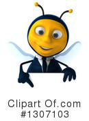 Business Bee Clipart #1307103 by Julos