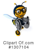 Business Bee Clipart #1307104 by Julos