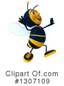 Business Bee Clipart #1307109 by Julos