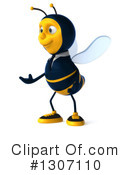 Business Bee Clipart #1307110 by Julos