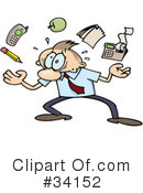Business Clipart #34152 by gnurf