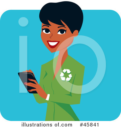 Businesswomen Clipart #45841 by Monica