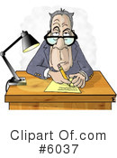 Business Clipart #6037 by djart