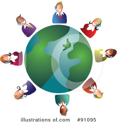Royalty-Free (RF) Business Clipart Illustration by Prawny - Stock Sample #91095