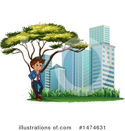 Urban Clipart #1474631 by Graphics RF
