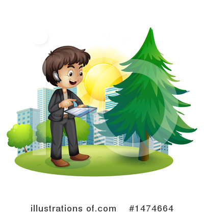 Urban Clipart #1474664 by Graphics RF