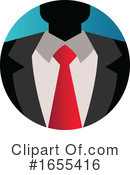 Business Man Clipart #1655416 by Morphart Creations