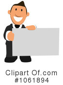 Business Toon Guy Clipart #1061894 by Julos
