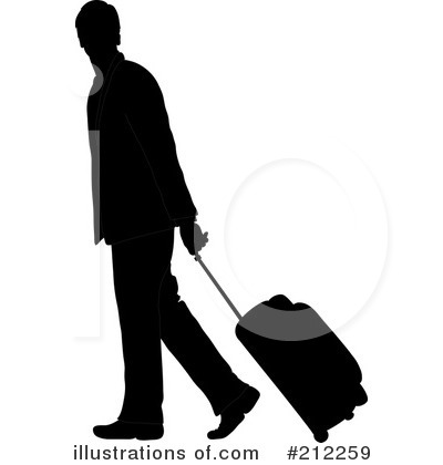 Businessman Clipart #212259 - Illustration by Pams Clipart