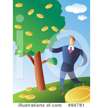 Money Tree Clipart #90781 by Prawny