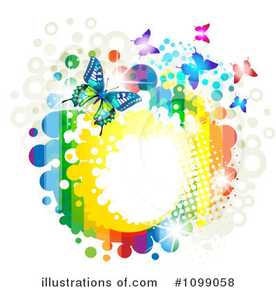 Butterfly Clipart #1099058 by merlinul