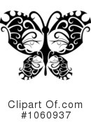Butterfly Clipart #1060937 by Vector Tradition SM