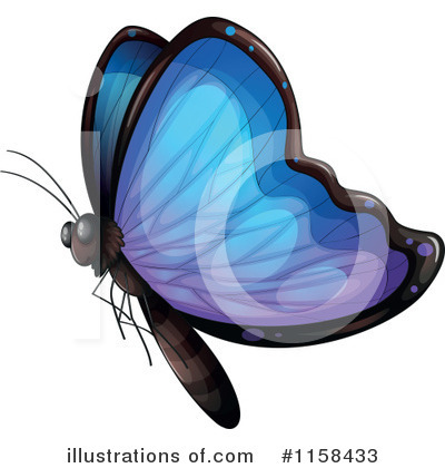 Butterfly Clipart #1158433 by Graphics RF