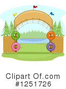 Camp Clipart #1251726 by BNP Design Studio