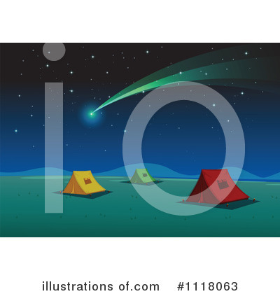 Camping Clipart #1118063 by Graphics RF