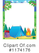 Camping Clipart 1174176 By Visekart