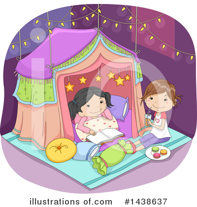 Camping Clipart #1438637 by BNP Design Studio