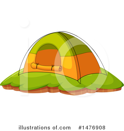 Camping Clipart #1476908 by Graphics RF