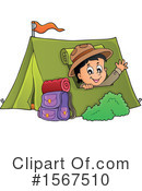 Camping Clipart #1567510 by visekart