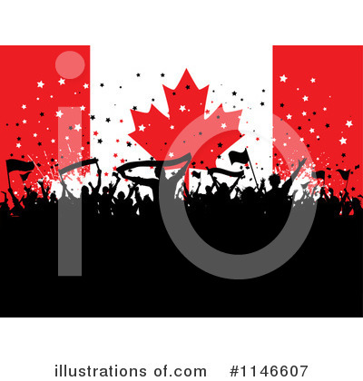 Canada Clipart #1146607 by KJ Pargeter