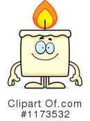 Candle Clipart #1173532 by Cory Thoman