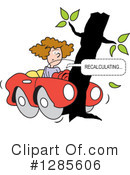 Car Clipart #1285606 by Johnny Sajem