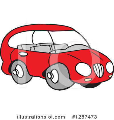 Car Clipart #1287473 by Johnny Sajem