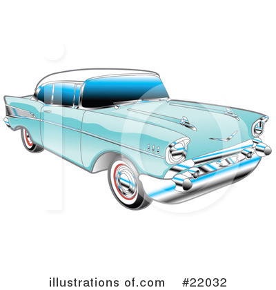 Car Clipart #22032 by Andy Nortnik