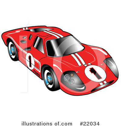 Car Clipart #22034 by Andy Nortnik