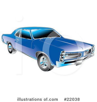 Car Clipart #22038 by Andy Nortnik