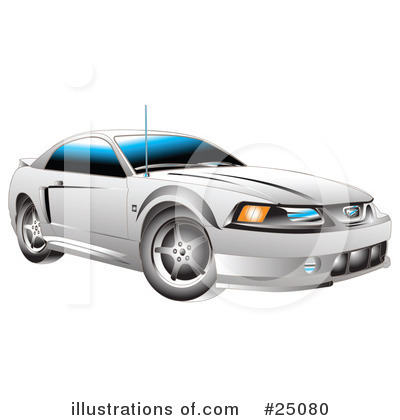 Car Clipart #25080 by Andy Nortnik