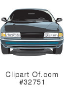 Car Clipart #32751 by David Rey