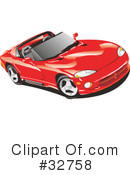 Car Clipart #32758 by David Rey
