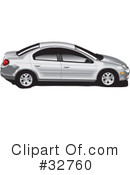 Car Clipart #32760 by David Rey
