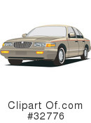 Car Clipart #32776 by David Rey