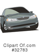 Car Clipart #32783 by David Rey