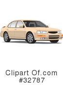 Car Clipart #32787 by David Rey