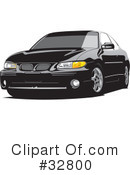 Car Clipart #32800 by David Rey