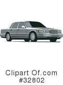 Car Clipart #32802 by David Rey