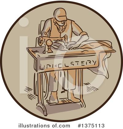 Career Clipart #1375113 - Illustration by patrimonio