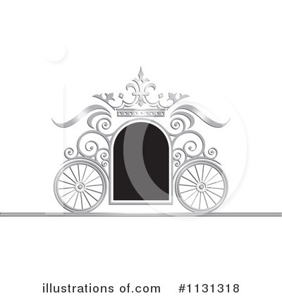 Wedding Frame Clipart #1131318 by Lal Perera