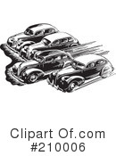 Cars Clipart #210006 by BestVector