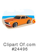 Cars Clipart #24496 by David Rey