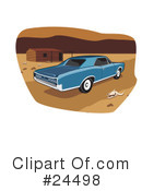 Cars Clipart #24498 by David Rey