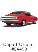 Cars Clipart #24499 by David Rey
