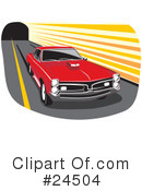 Cars Clipart #24504 by David Rey