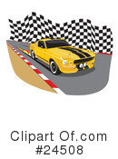 Cars Clipart #24508 by David Rey